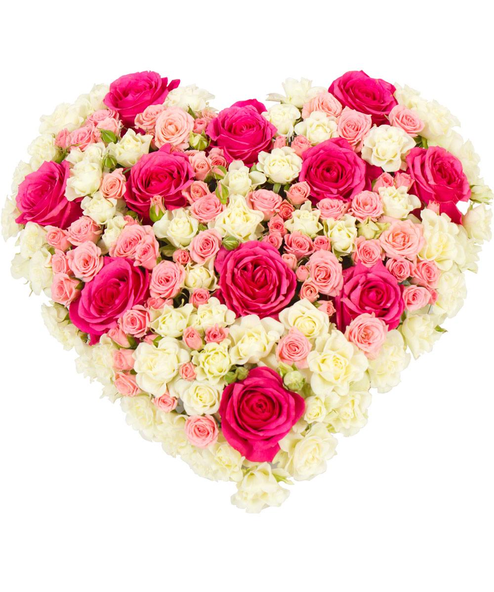 розовые розы с сердцем картинки инструкцию съёмке