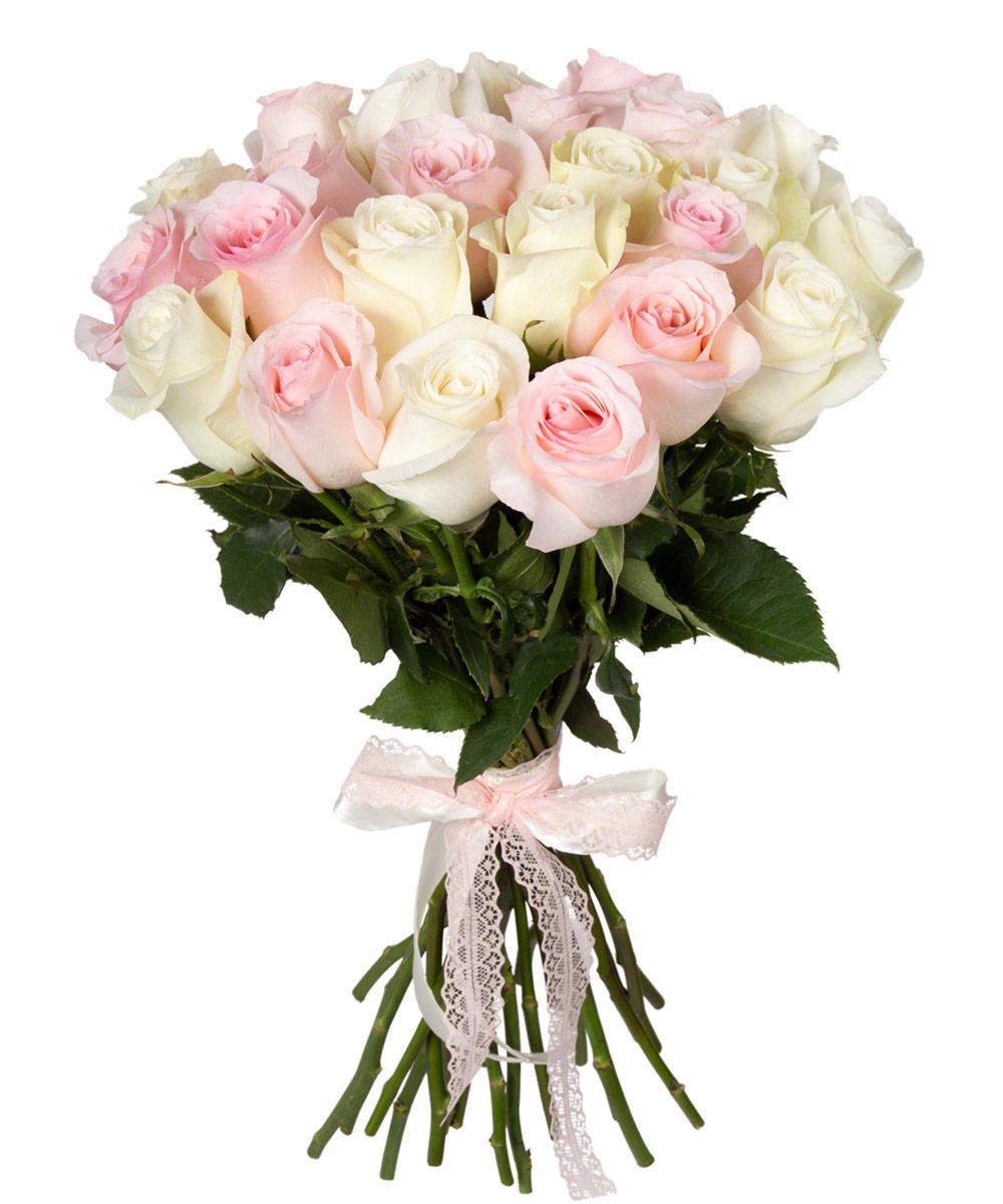 букет из белых и розовых роз картинки течение года школьники