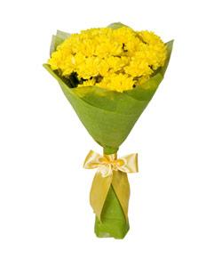 "Bouquet from flowers ""Bouquet of Chrysanthemum"" 20 - 45 cm."