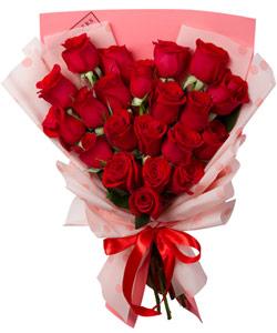 """Букет из цветов """"Букет """"Люблю тебя"""""""" 35 - 45 см."""