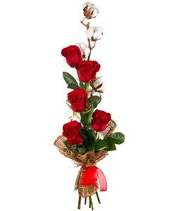 """Букет из цветов """"Букет """"Созвездие Любви"""""""" 15 - 65 см."""