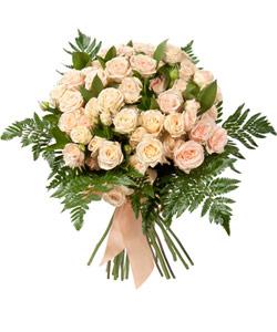 """Букет из цветов """"Букет """"Элитный"""""""" 30 - 35 см."""