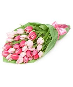 "Bouquet from flowers ""Queen Margo"" 23 - 40 cm."